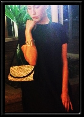 Bracelet / Salvatore Ferragamo Zara / bag