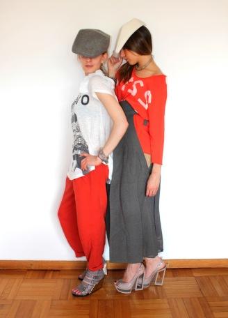 Erika Romeo Rokachic and Sara Zanobi Tu.Be